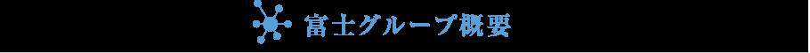 富士グループ概要